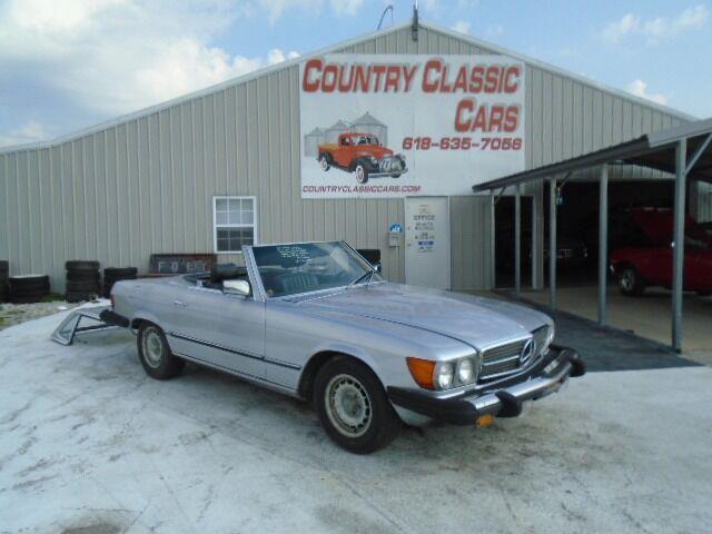 1982 Mercedes-Benz 380SL (CC-1487462) for sale in Staunton, Illinois