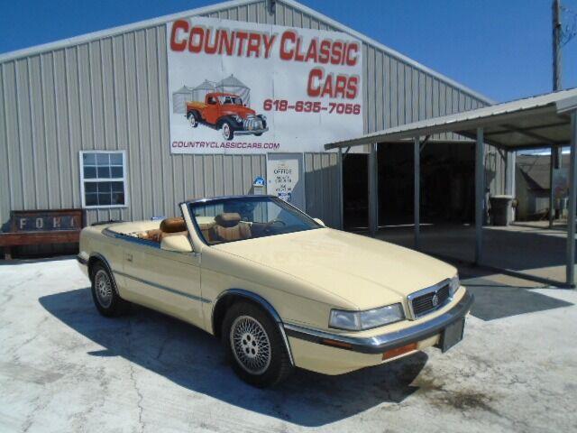 1989 Chrysler TC by Maserati (CC-1487463) for sale in Staunton, Illinois