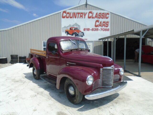 1949 International KB1 (CC-1487464) for sale in Staunton, Illinois