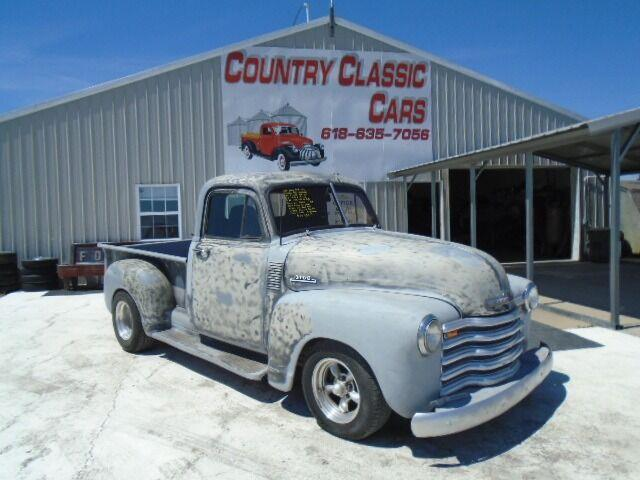 1953 Chevrolet 3100 (CC-1487466) for sale in Staunton, Illinois