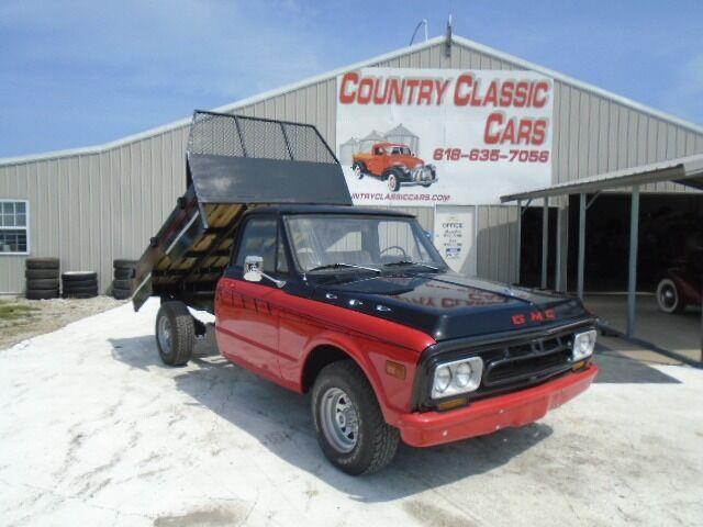 1970 GMC 1500 (CC-1487468) for sale in Staunton, Illinois