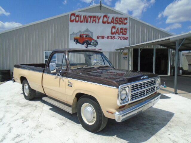 1979 Dodge D200 (CC-1487469) for sale in Staunton, Illinois