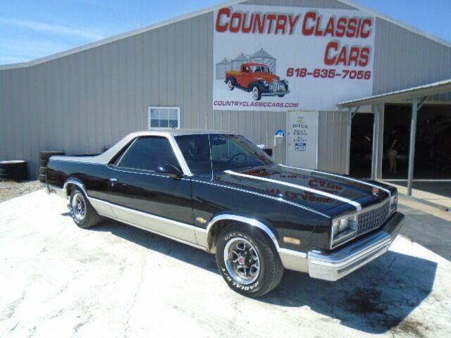 1986 GMC Caballero (CC-1487471) for sale in Staunton, Illinois
