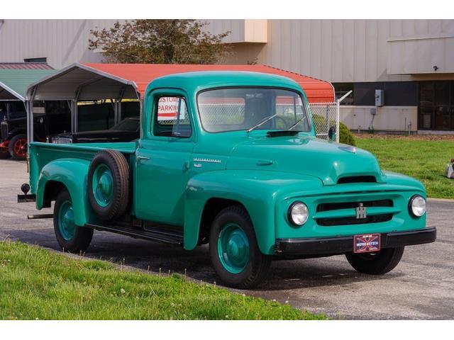 1955 International R110 (CC-1487484) for sale in St. Louis, Missouri