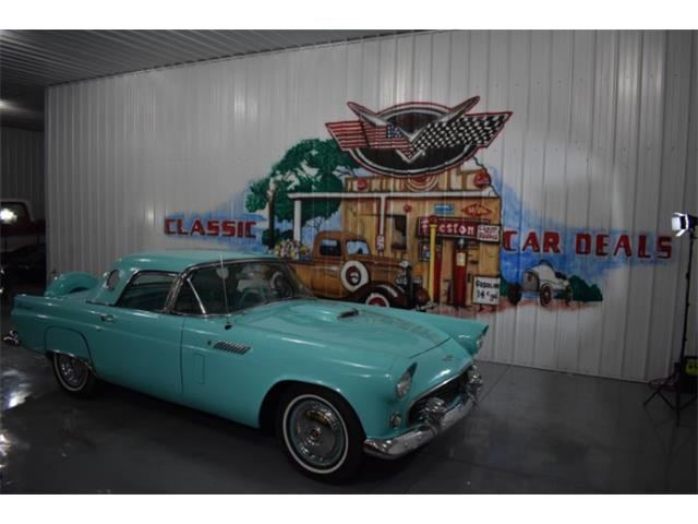 1956 Ford Thunderbird (CC-1480749) for sale in Cadillac, Michigan
