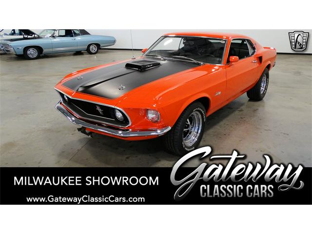1969 Ford Mustang (CC-1487567) for sale in O'Fallon, Illinois