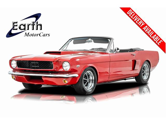1966 Ford Mustang (CC-1487577) for sale in Carrollton, Texas