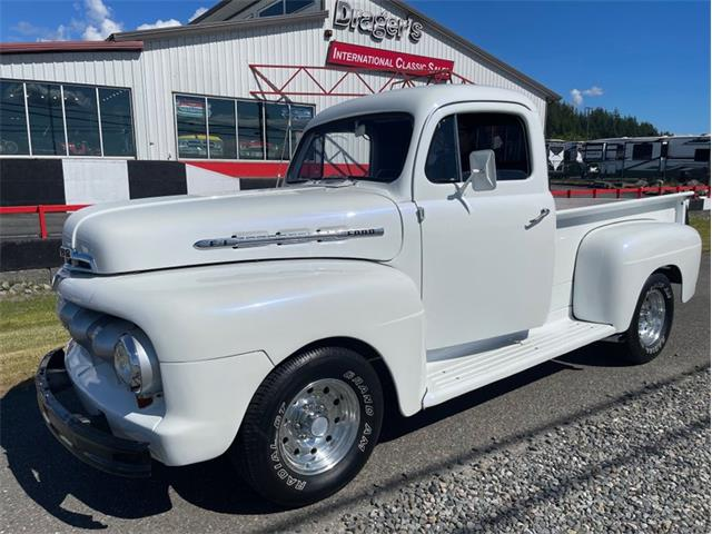 1951 Ford F1 (CC-1487581) for sale in Burlington, Washington