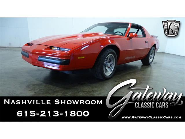 1989 Pontiac Firebird Formula (CC-1487586) for sale in O'Fallon, Illinois