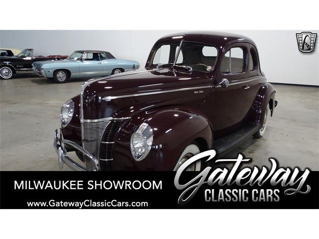 1940 Ford Deluxe (CC-1480759) for sale in O'Fallon, Illinois