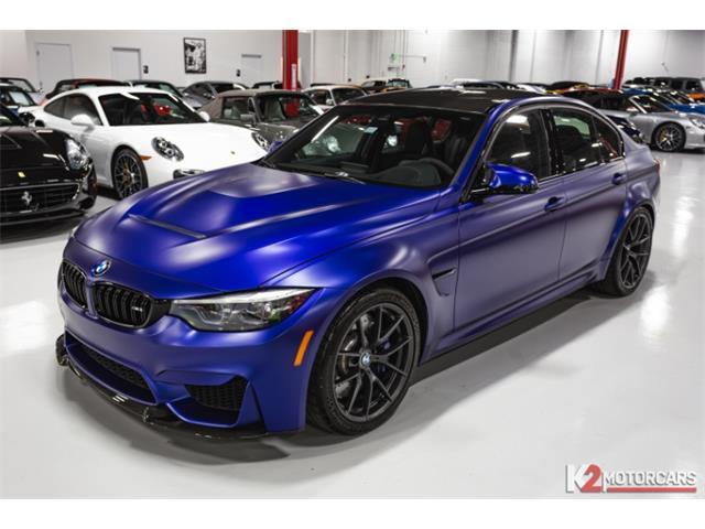 2018 BMW M3 (CC-1487593) for sale in Jupiter, Florida