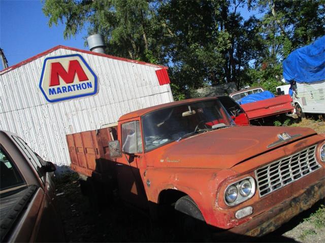1962 International Truck (CC-1487609) for sale in Jackson, Michigan