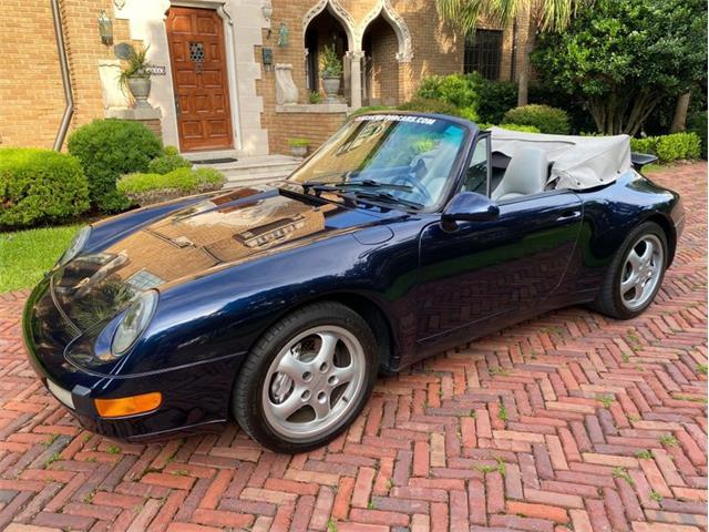 1995 Porsche 911 (CC-1487615) for sale in Jacksonville, Florida