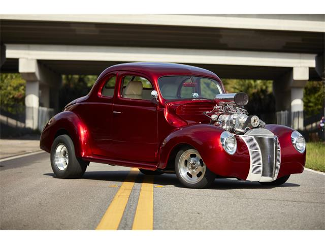 1940 Ford Deluxe (CC-1487637) for sale in Jacksonville, Florida