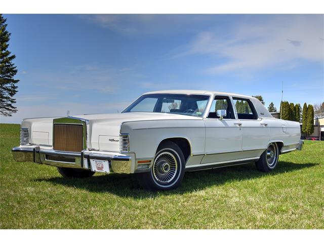1979 Lincoln Continental (CC-1487653) for sale in Watertown, Minnesota