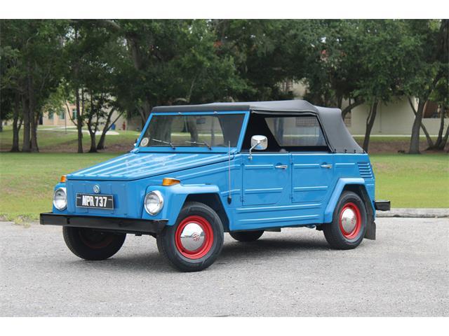1973 Volkswagen Type 181 (CC-1487658) for sale in SARASOTA, Florida