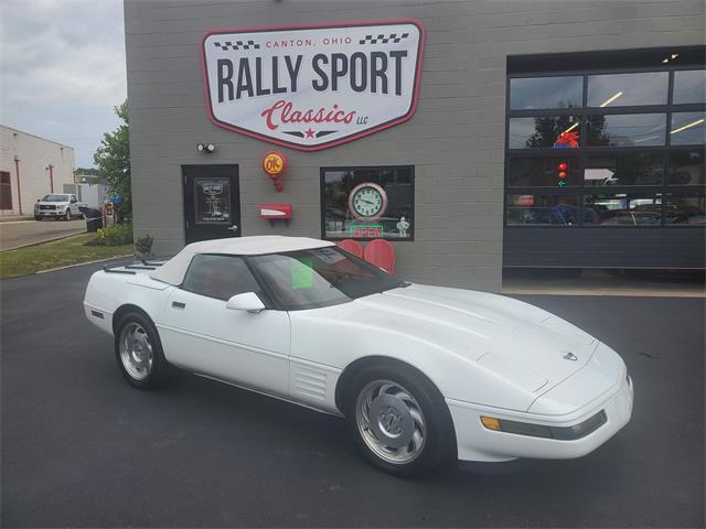 1993 Chevrolet Corvette C4 (CC-1487683) for sale in Canton, Ohio