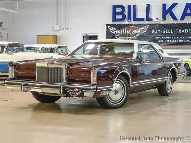 1977 Lincoln Continental (CC-1487689) for sale in Downers Grove, Illinois