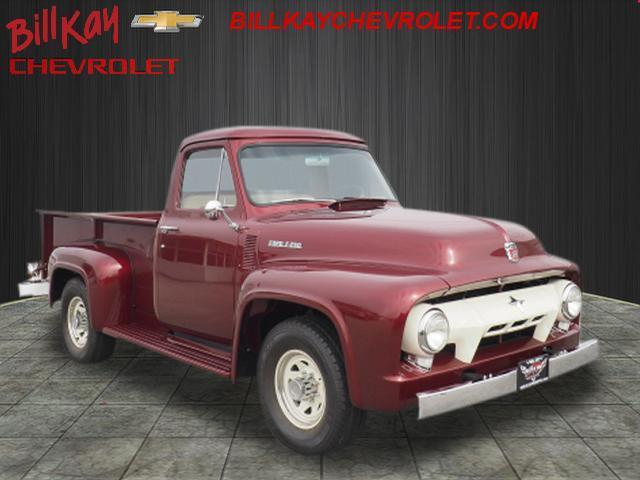 1954 Ford F250 (CC-1487690) for sale in Downers Grove, Illinois