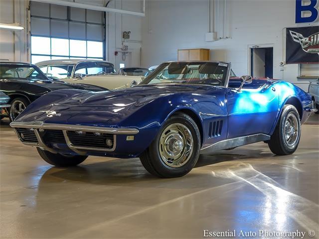 1968 Chevrolet Corvette (CC-1487691) for sale in Downers Grove, Illinois