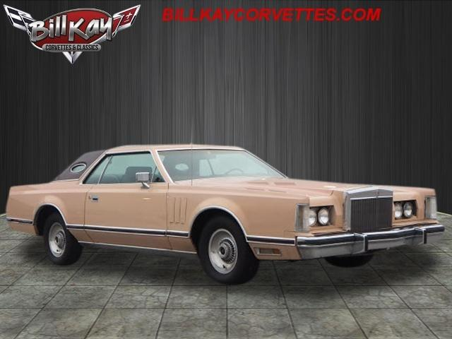 1977 Lincoln Continental (CC-1487695) for sale in Downers Grove, Illinois