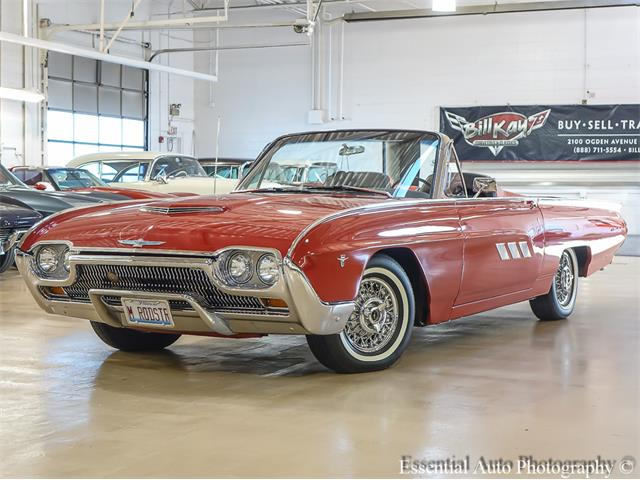 1963 Ford Thunderbird (CC-1487696) for sale in Downers Grove, Illinois