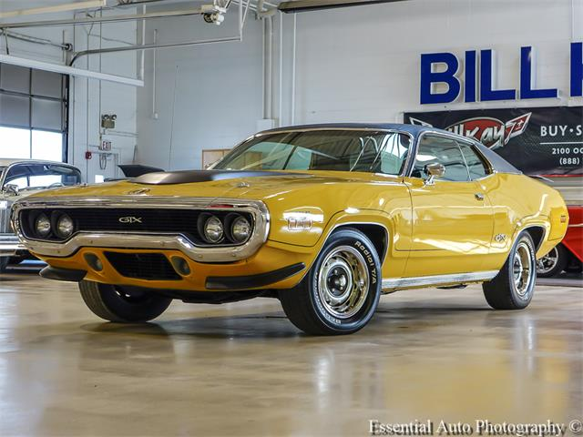 1971 Plymouth GTX (CC-1487708) for sale in Downers Grove, Illinois
