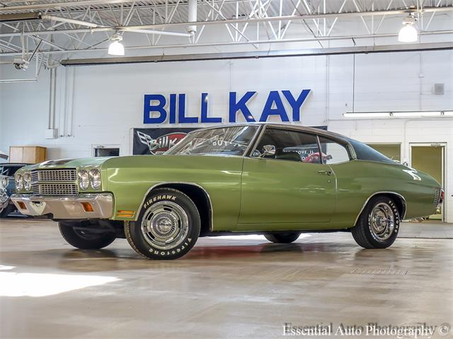 1970 Chevrolet Chevelle (CC-1487709) for sale in Downers Grove, Illinois