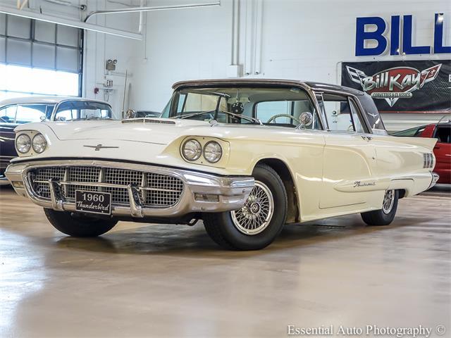 1960 Ford Thunderbird (CC-1487711) for sale in Downers Grove, Illinois