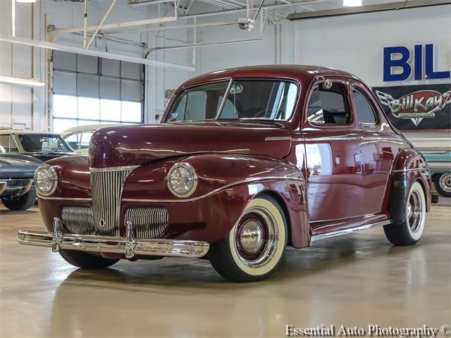 1941 Ford Deluxe (CC-1487713) for sale in Downers Grove, Illinois