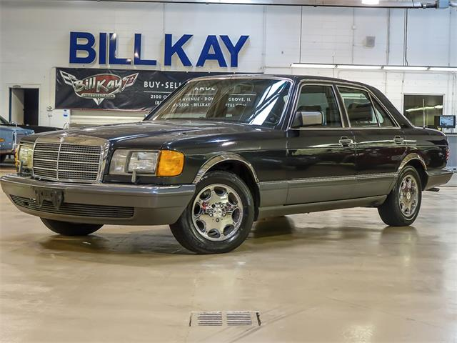 1990 Mercedes-Benz 300 (CC-1487719) for sale in Downers Grove, Illinois