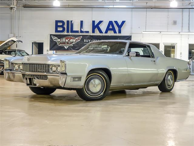 1969 Cadillac Eldorado (CC-1487720) for sale in Downers Grove, Illinois