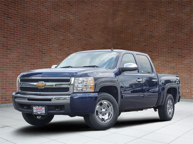 2010 Chevrolet Silverado (CC-1487728) for sale in Downers Grove, Illinois