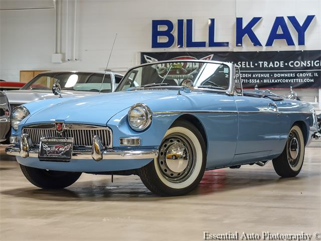 1963 MG Antique (CC-1487729) for sale in Downers Grove, Illinois