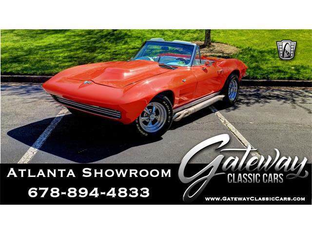 1963 Chevrolet Corvette (CC-1487737) for sale in O'Fallon, Illinois
