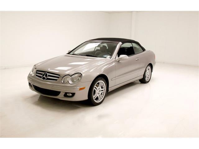 2006 Mercedes-Benz CLK350 (CC-1487745) for sale in Morgantown, Pennsylvania