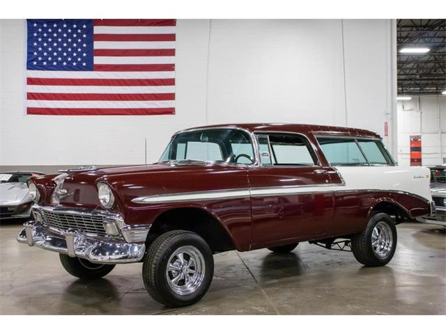1956 Chevrolet Nomad (CC-1487762) for sale in Kentwood, Michigan