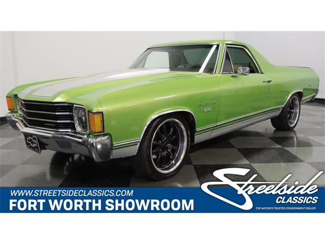 1972 Chevrolet El Camino (CC-1487765) for sale in Ft Worth, Texas