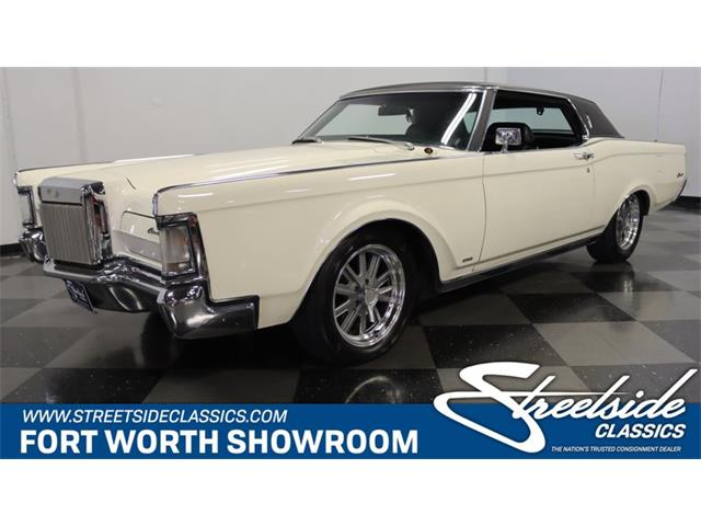 1969 Lincoln Continental (CC-1487769) for sale in Ft Worth, Texas