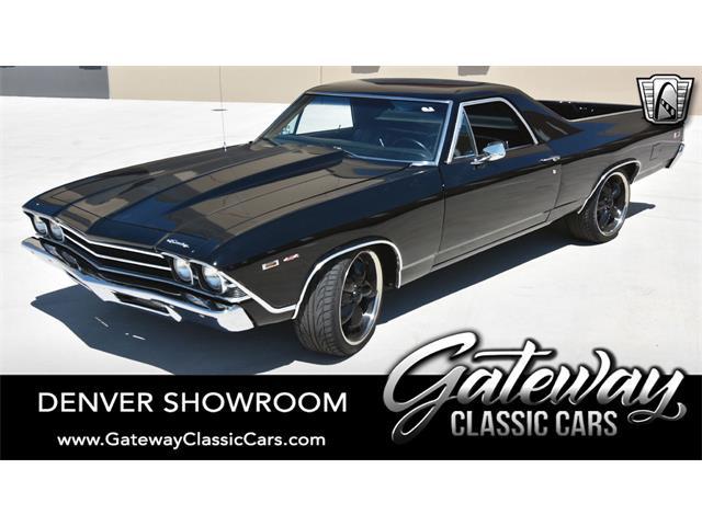 1969 Chevrolet El Camino (CC-1487774) for sale in O'Fallon, Illinois