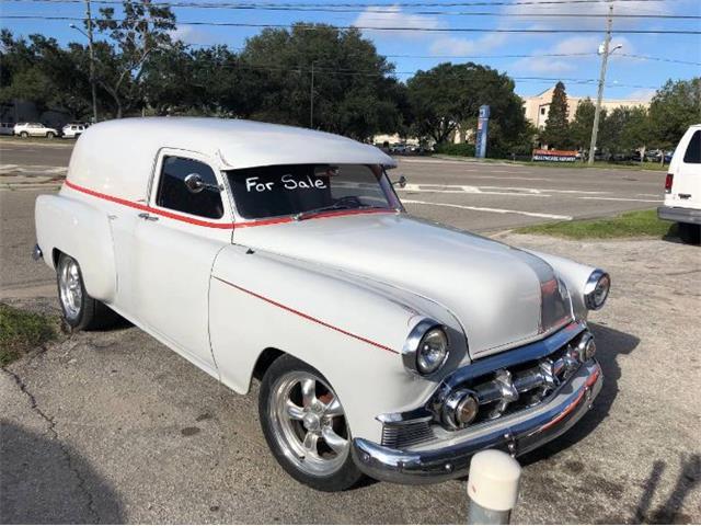 1954 Chevrolet Sedan Delivery (CC-1487791) for sale in Cadillac, Michigan