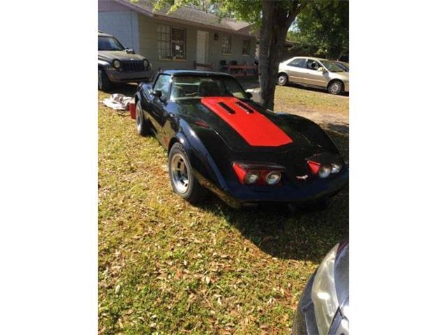 1979 Chevrolet Corvette (CC-1487804) for sale in Cadillac, Michigan