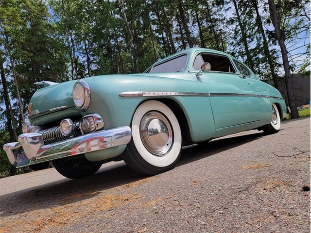 1950 Mercury Club Coupe (CC-1480781) for sale in Stanley, Wisconsin