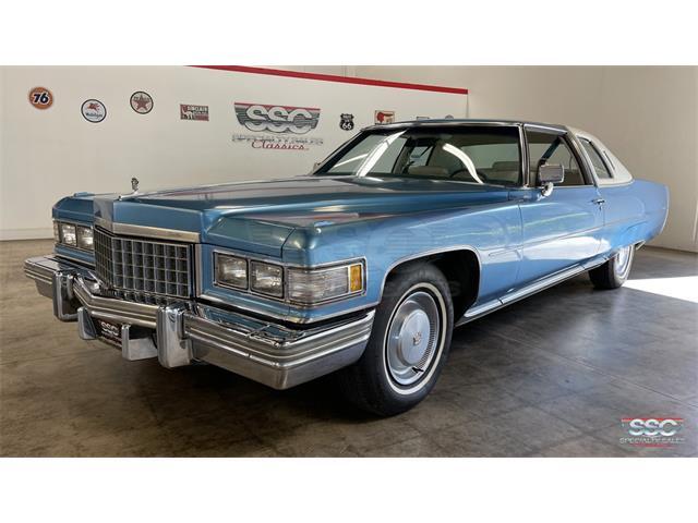 1976 Cadillac DeVille (CC-1487844) for sale in Fairfield, California