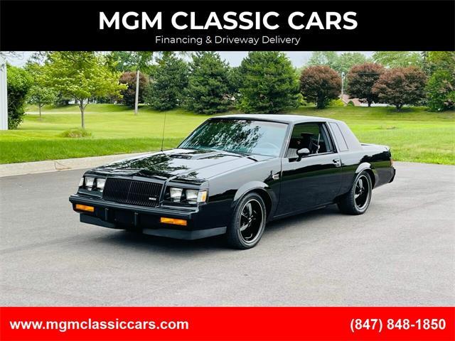 1987 Buick Regal (CC-1487858) for sale in Addison, Illinois