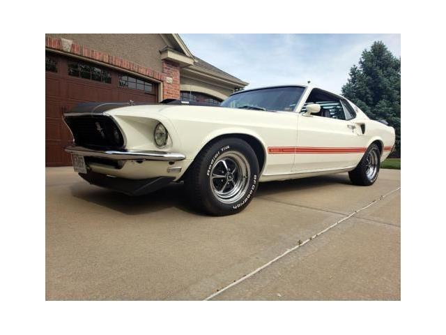 1969 Ford Mustang (CC-1487865) for sale in Cadillac, Michigan