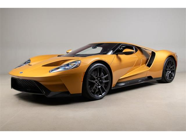 2019 Ford GT (CC-1487876) for sale in Scotts Valley, California