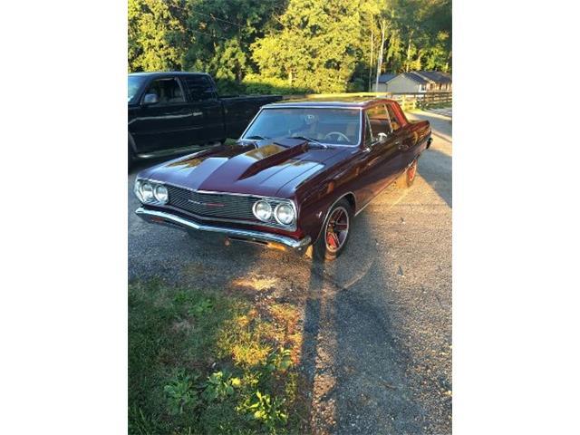 1965 Chevrolet Malibu (CC-1487877) for sale in Cadillac, Michigan