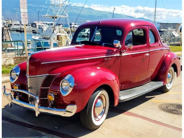 1940 Ford Deluxe (CC-1487884) for sale in Arlington, Texas