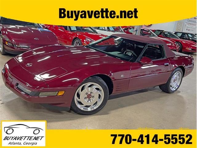 1993 Chevrolet Corvette (CC-1487907) for sale in Atlanta, Georgia